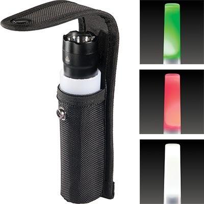 Holster mit Leuchtkegel für Peli Light 7600