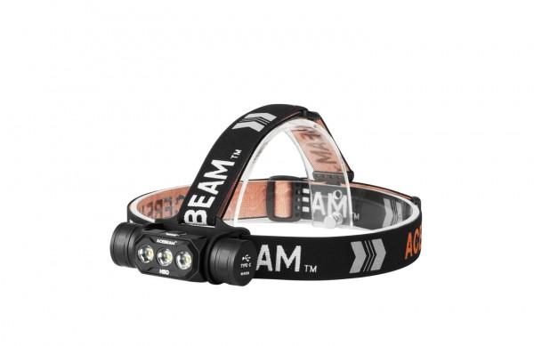 AceBeam H50 Stirnlampe Osram