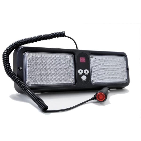 LED Frontblitzer InkoSun für Sonnenblende